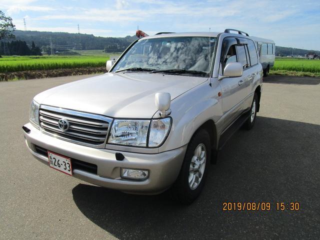 「トヨタ」「ランドクルーザー100」「SUV・クロカン」「新潟県」の中古車2