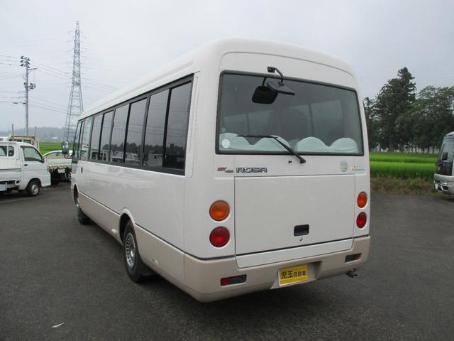 マイクロバス29人乗り 5MT(3枚目)