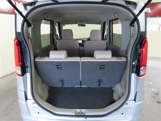 G 4WD ナビ&TV バックカメラ スマートキー アイドリングストップ ミュージックプレイヤー接続可 ワンオーナー キーレス 盗難防止装置 乗車定員4人 ABS エアバッグ オートマ(8枚目)