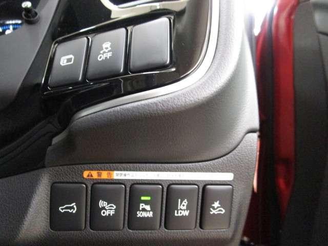 Gプラスパッケージ サポカーS プラグインハイブリッド AC100V1500W電源 スマートフォン対応メモリーナビ&マルチアラウンドモニター 電気温水ヒータ サンルーフ 衝突被害軽減ブレーキ 後側方車両検知警報システム(16枚目)