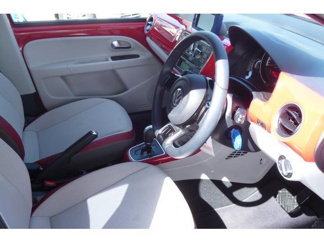 「フォルクスワーゲン」「VW アップ!」「コンパクトカー」「愛媛県」の中古車7