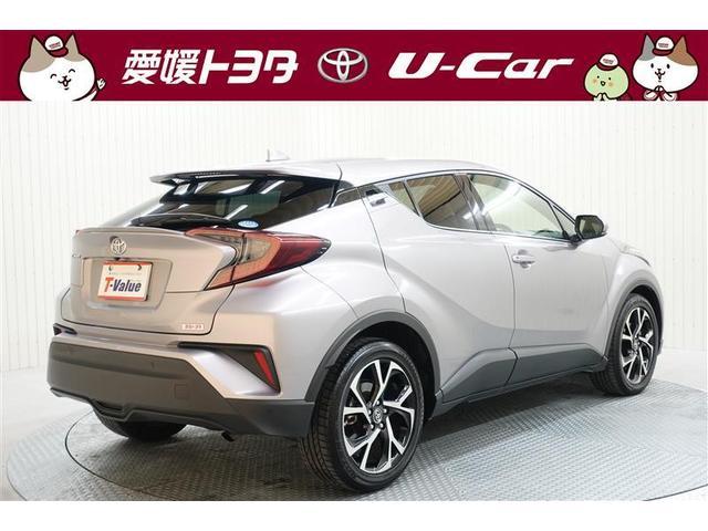 「トヨタ」「C-HR」「SUV・クロカン」「愛媛県」の中古車2