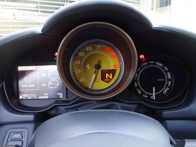 フェラーリ フェラーリ カリフォルニア DCTコーンズ正規D車・ディーラー点検付全国納車