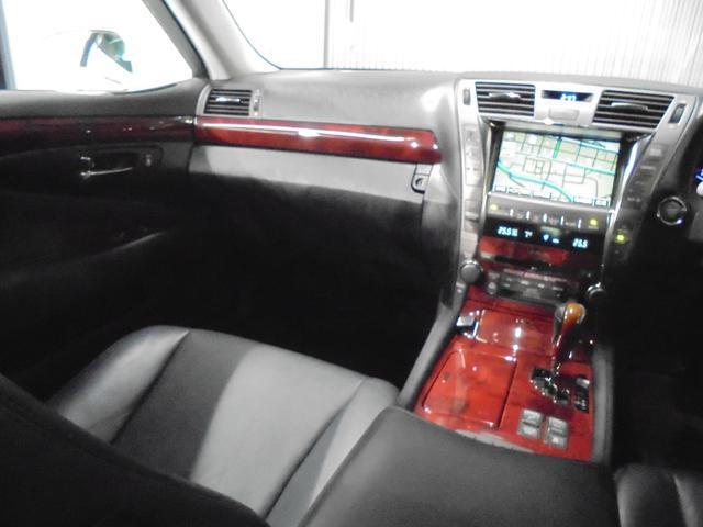 レクサス LS LS460 バージョンU Iパッケージ ワンオーナー