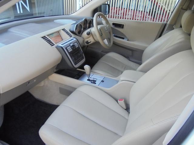 日産 ムラーノ 350XV