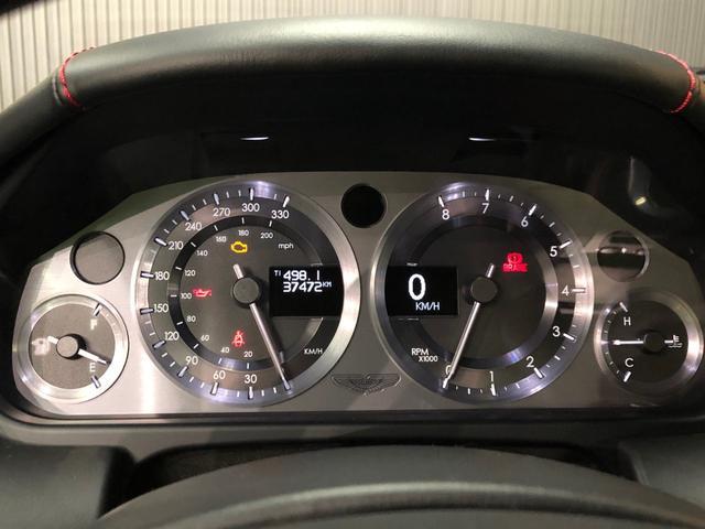 「アストンマーティン」「アストンマーティン V8ヴァンテージ」「クーペ」「愛媛県」の中古車8