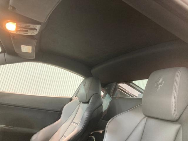 ベースグレード 正規D車/ドライバーゾーン付きカーボンLEDS/黒革電動シート&シートヒーター/ノビテックロッソエキゾースト&パワークラフトチタンテール/ノビテックロッソコイルスプリング/パーキングソナー/Bカメラ(12枚目)