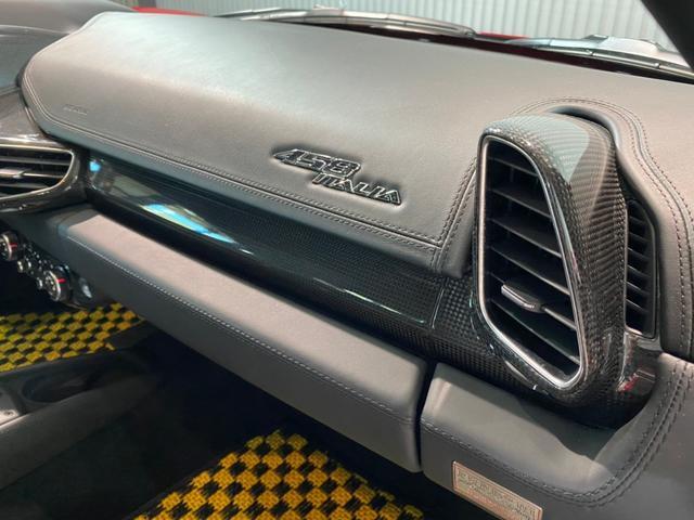 ベースグレード 正規D車/ドライバーゾーン付きカーボンLEDS/黒革電動シート&シートヒーター/ノビテックロッソエキゾースト&パワークラフトチタンテール/ノビテックロッソコイルスプリング/パーキングソナー/Bカメラ(16枚目)