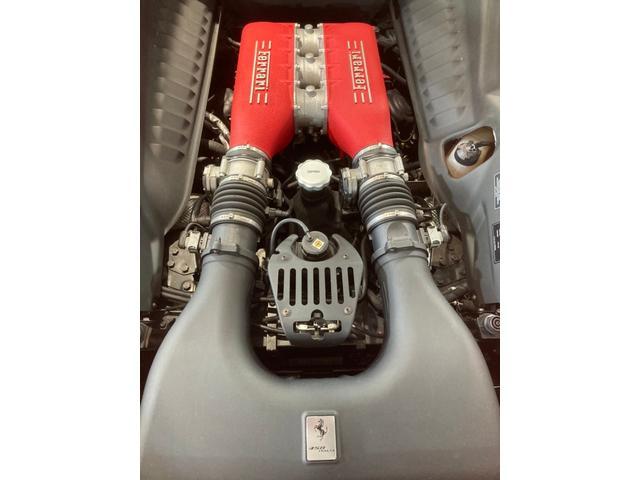 ベースグレード 正規D車/ドライバーゾーン付きカーボンLEDS/黒革電動シート&シートヒーター/ノビテックロッソエキゾースト&パワークラフトチタンテール/ノビテックロッソコイルスプリング/パーキングソナー/Bカメラ(29枚目)