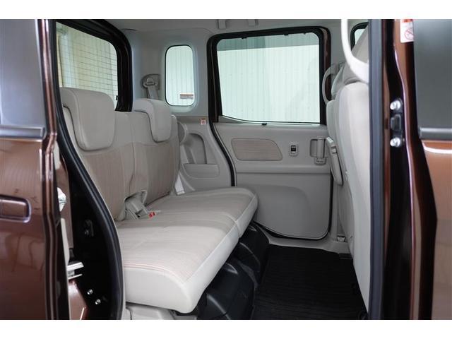 X スマートキ- ベンチシート 片側電動スライドドア ABS(9枚目)