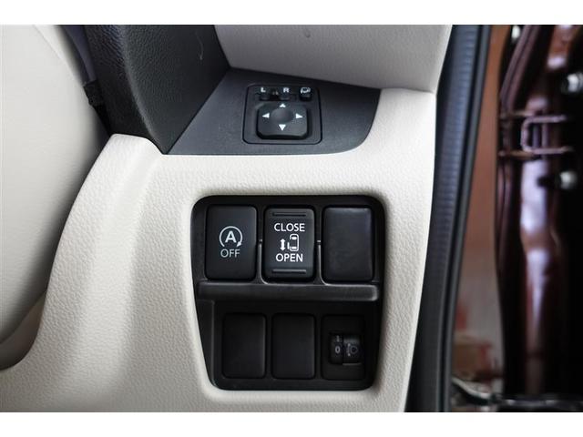 X スマートキ- ベンチシート 片側電動スライドドア ABS(14枚目)