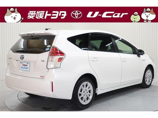 「トヨタ」「プリウスα」「ミニバン・ワンボックス」「愛媛県」の中古車2