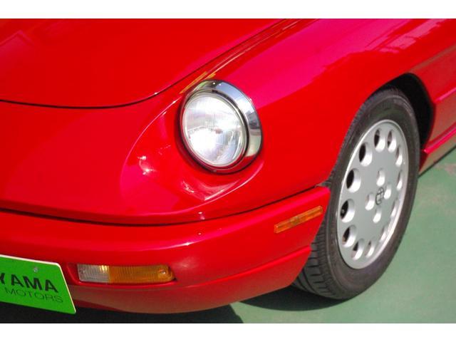 「アルファロメオ」「アルファスパイダー」「オープンカー」「愛媛県」の中古車9