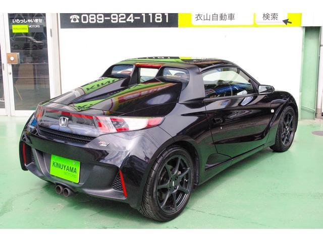 「ホンダ」「S660」「オープンカー」「愛媛県」の中古車5