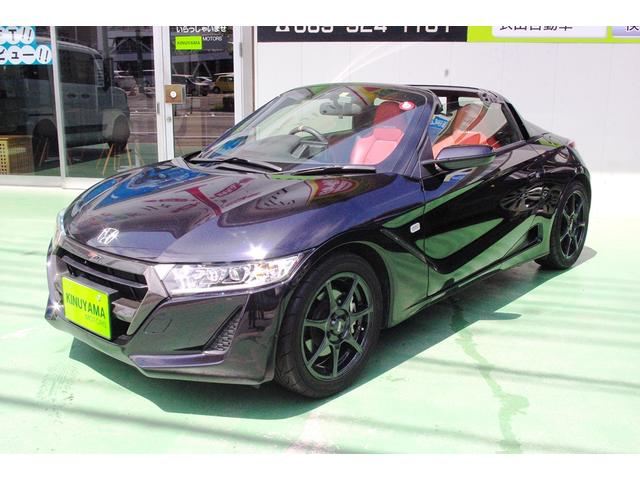 「ホンダ」「S660」「オープンカー」「愛媛県」の中古車33