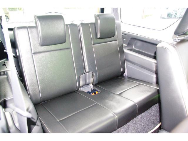 後部席シートもシミや汚れもなくとても綺麗です!