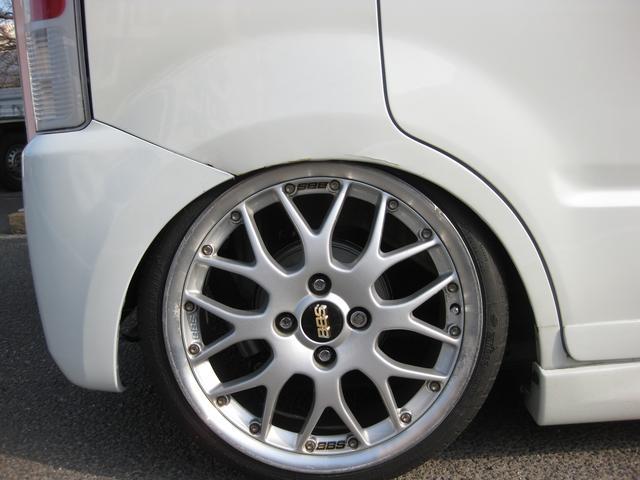 FX-Sリミテッド 車高調(6枚目)