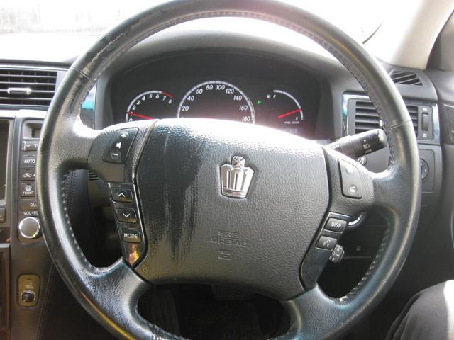 トヨタ クラウン アスリートGパッケージ 車高調 19AW 黒革シート