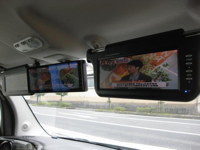 日産 キューブ 15X  HDDナビ バイザーモニター TV 17AW
