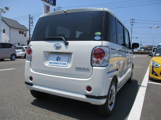 「ダイハツ」「ムーヴキャンバス」「コンパクトカー」「愛媛県」の中古車3