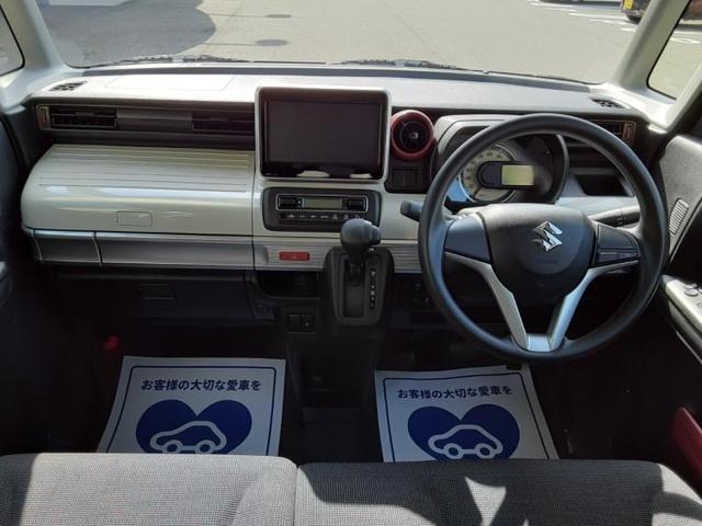 ハイブリッドX デュアルセンサーブレーキ アイドリングストップエンジンスタートボタンキーレスエントリー スライドドア両側電動 オートエアコン シートヒーター オートライト 禁煙車 エコカー減税対象車エアバッグ(4枚目)