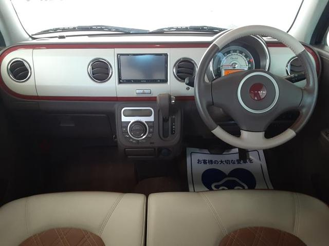 4WD X 社外 7インチ メモリーナビ/ヘッドランプ HID/ETC/EBD付ABS/アイドリングストップ/TV/エアバッグ 運転席/エアバッグ 助手席/アルミホイール/パワーウインドウ/キーレスエントリー(4枚目)