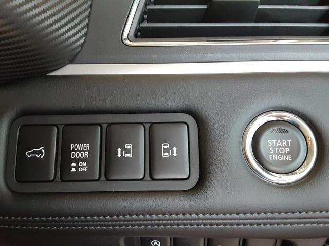 4WD P 両側電動スライド/LEDオートハイビーム/電動バックドア ターボ アダプティブクルーズコントロール クリーンディーゼルマーク 登録済未使用車 バックカメラ LEDヘッドランプ 4WD(13枚目)