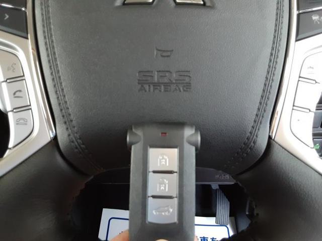 4WD P 両側電動スライド/LEDオートハイビーム/電動バックドア ターボ アダプティブクルーズコントロール クリーンディーゼルマーク 登録済未使用車 バックカメラ LEDヘッドランプ 4WD(18枚目)