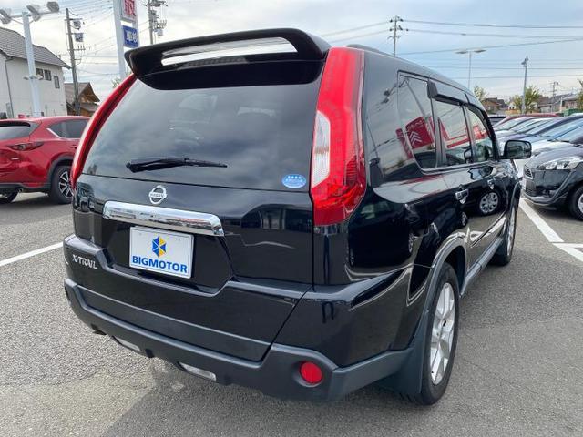 20Xtt 純正 7インチ メモリーナビ/ヘッドランプ HID/Bluetooth接続/ETC/EBD付ABS/横滑り防止装置/クルーズコントロール/バックモニター/DVD/ルーフレール/エアバッグ 運転席(3枚目)