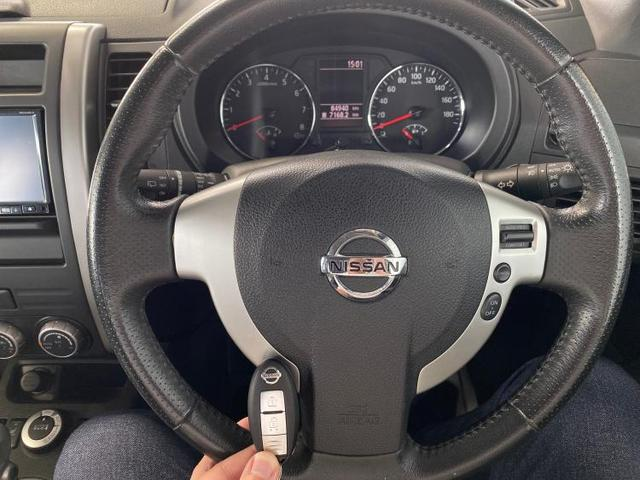 20Xtt 純正 7インチ メモリーナビ/ヘッドランプ HID/Bluetooth接続/ETC/EBD付ABS/横滑り防止装置/クルーズコントロール/バックモニター/DVD/ルーフレール/エアバッグ 運転席(16枚目)