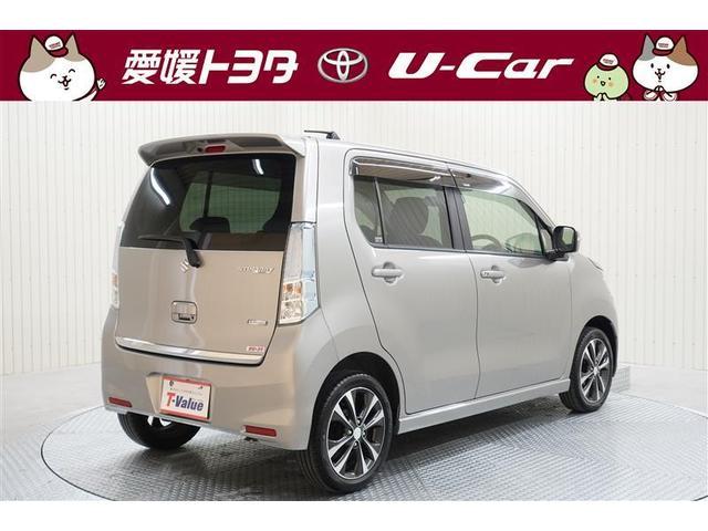 「スズキ」「ワゴンRスティングレー」「コンパクトカー」「愛媛県」の中古車2