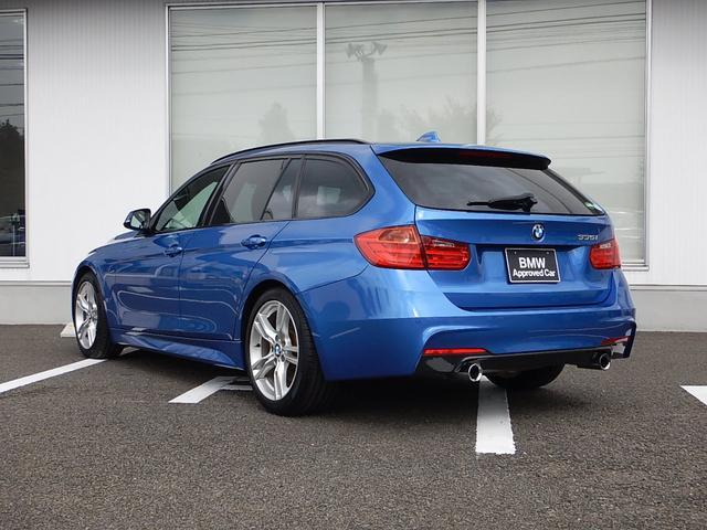 BMW BMW 335iツーリング Mスポーツ ブラックレザー ワンオーナー