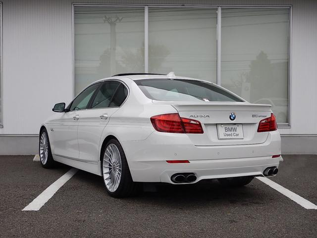 「BMWアルピナ」「アルピナ B5」「セダン」「愛媛県」の中古車4