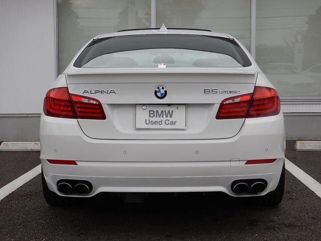 「BMWアルピナ」「アルピナ B5」「セダン」「愛媛県」の中古車5