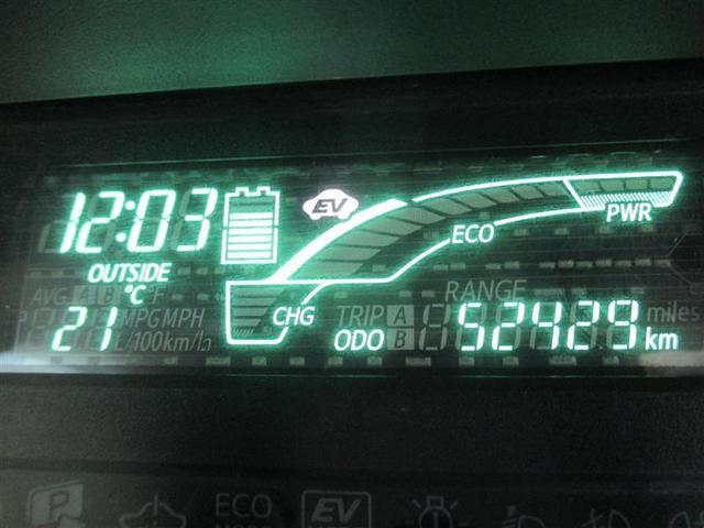 G メモリーナビ ワンセグ 社外アルミ スマートキ- ETC(12枚目)