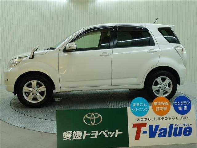 「トヨタ」「ラッシュ」「SUV・クロカン」「愛媛県」の中古車3