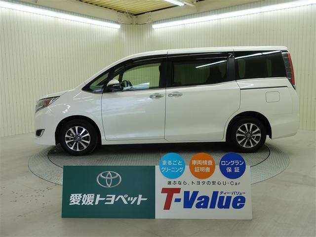 「トヨタ」「エスクァイア」「ミニバン・ワンボックス」「愛媛県」の中古車3