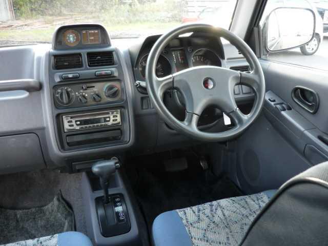 VR-IIターボ 4WD(7枚目)