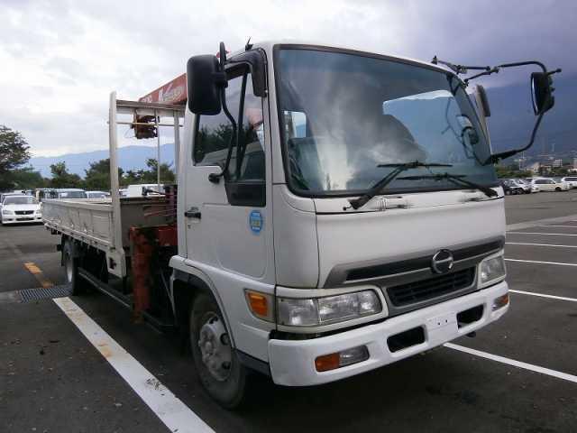 「その他」「ヒノレンジャー」「トラック」「愛媛県」の中古車8