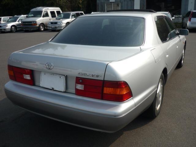 トヨタ セルシオ B仕様 eRバージョン装着車