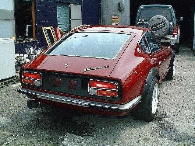 日産 フェアレディZ S30改