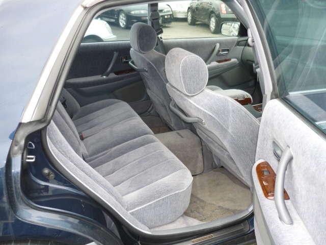 トヨタ クラウンマジェスタ Cタイプ GPSボイスナビ付EMV装着車