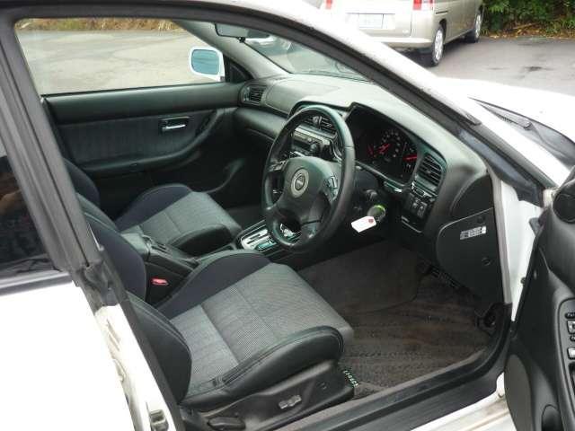 スバル レガシィツーリングワゴン GT-B E-tune 4WD