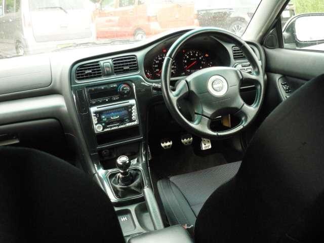 スバル レガシィツーリングワゴン GT-Bリミテッド 4WD