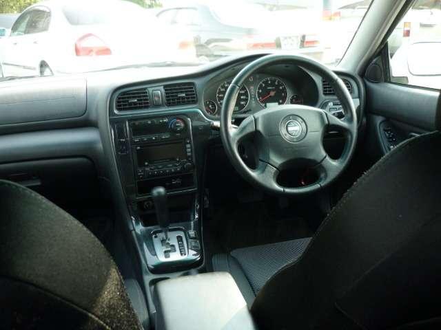 スバル レガシィツーリングワゴン TSタイプR 4WD