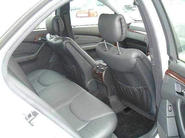 メルセデス・ベンツ M・ベンツ S430