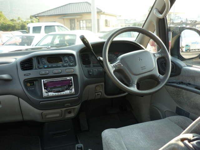 三菱 デリカスペースギア エクシードツインサンR4WD