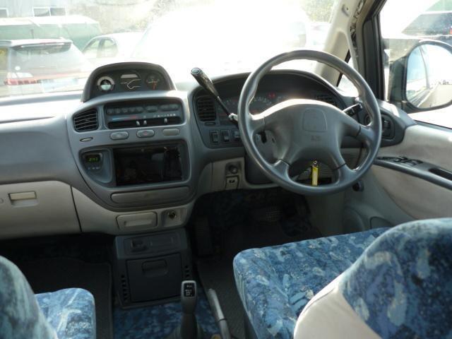 三菱 デリカスペースギア シャモニーハイルーフ 4WD