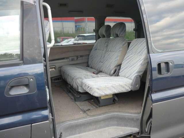 三菱 デリカスペースギア XR ハイルーフ 4WD