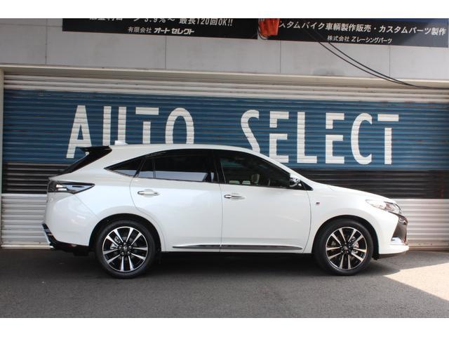 「トヨタ」「ハリアー」「SUV・クロカン」「愛媛県」の中古車3